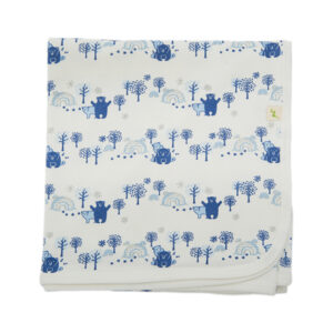 Bunny Rug - Arctic Dream