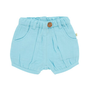 Woven Shorts - Baby Blue