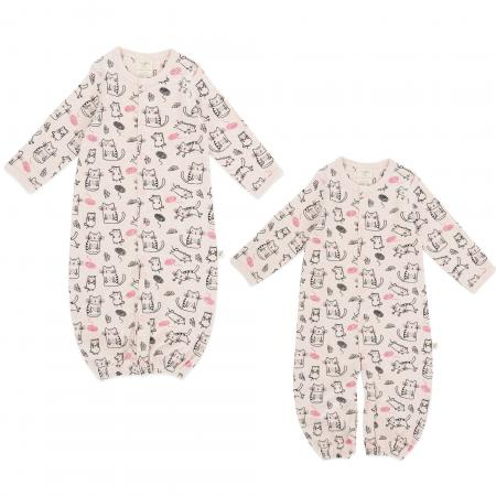 Sleepsuit-Crafty-Cat