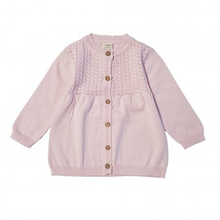 Knitted-Cardigan-soft-pink