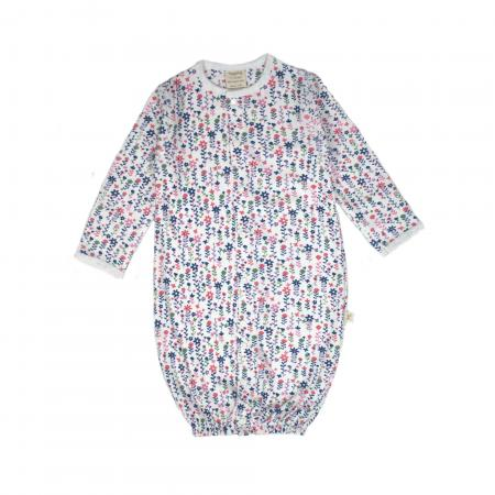Convertible-Sleepsuit---Pretty-Floral